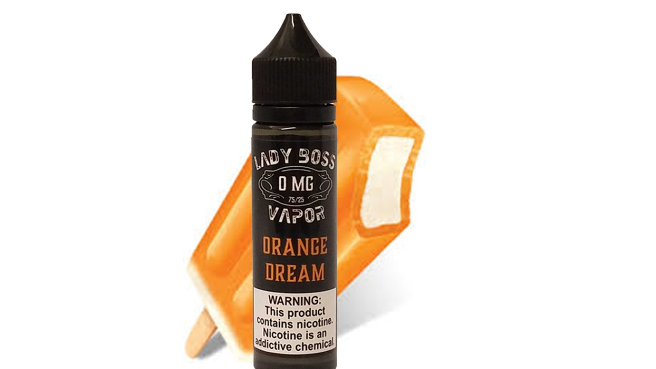 Orange Dream Premium e Juice
